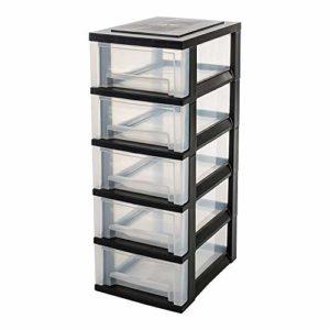 Regal mit Schubladen ♥ IRIS, Schubladenschrank / Schubladenbox / Rollwagen / Rollcontainer / Werkzeugschrank 'Smart Drawer Chest' ♥